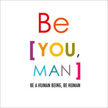 tableau-be-you-man