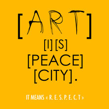 tableau-art-is-peace-city