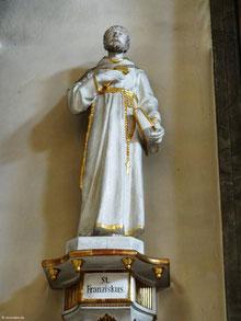 Hl. Franziskus, St. Laurentius Marktheidenfeld