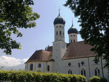 Klosterkirche St. Benedikt, Benediktbeuern