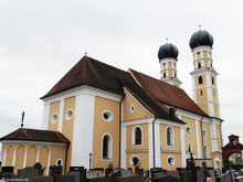 Wallfahrtskirche Gartlberg, Pfarrkirchen