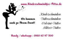 Kinderschminkfee Petra aus 76771 Hördt