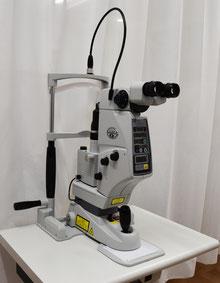 千葉北眼科 視力計