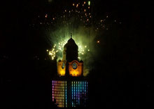 Blick in die Tiroler Berge