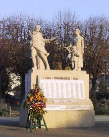 Stèle Commémorative à Houilles Yvelines (78)