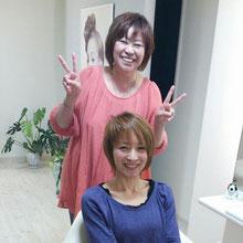 長野美容室ヘアカタログ・お客様の声