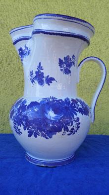 Krug weiß Blau 53cm
