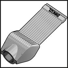 Schleifdüse Breite 30mm  (STL38-30-5-2,0-TI)
