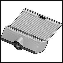 Schleifdüse Breite 80mm  (STL38-80-5-2,0-TI)