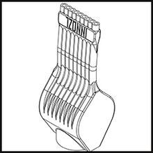 Schleifdüse Breite 15mm  (STL14-56-15-5-1.6-TI)