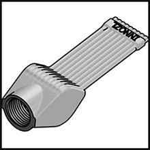 Schleifdüse Breite 20mm  (STL38-20-5-2,0-TI)
