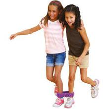Bandes de course coopérative enfant. Matériel de jeux de coopération à acheter pas cher.