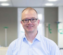 Dr.med. Oliver Christ (Foto: A. Hoffmann-Quittek)