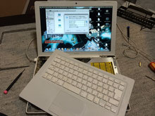 MacBookをばらす