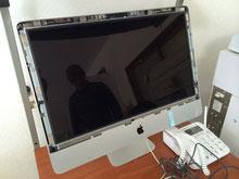 iMacをばらしてみる