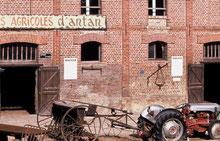 Somme Groupes - Séjour - Journée - Groupes - Agence - Réceptif - Visite - Ferme - Ferme d'Antan - Creuse - Animaux - Matériel agricole - Enfants - Ludique - Educatif