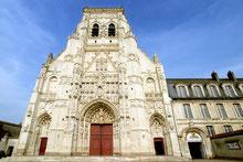 Somme Groupes - Voyages en groupes - Agence de voyages - Réceptif - Somme - Groupes - Séjour - Hauts de France - Amiens - Abbeville - Abbatiale  de Saint Riquier - Sculpture de blettes