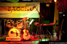 Bacchus Live im Cotton Club