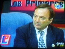 Entrevista TV Canal 10 Prof: Ricardo Ilvento -2009-