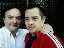 Ricardo Andrés Ilvento y Carlos Apestey  -Foto: 26-03-2010