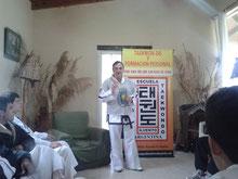 10-05-2014 - CURSO OFICIAL ESCUELA INTEGRAL DE TAEKWON-DO