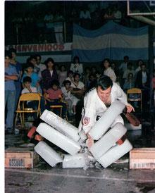 Ricardo Ilvento 3º Dan - Foto Año 1992-