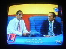 Entrevista TV Canal 10 -2009