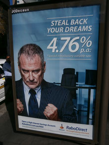 Rabobank 広告