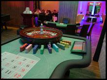 Casino Abend für Ihren Betriebsausflug nähe Celle