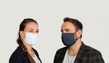 Mund - und Nasen-Maske
