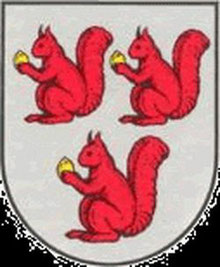 Stadtwappen Stadt Otterberg