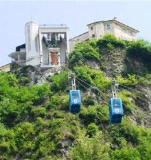 Funivia al Sacro Monte
