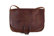 Margelisch leather satchel Satisch natural