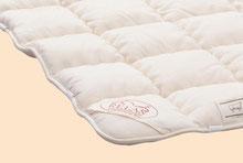 Bild: Comfort Schurwollauflage