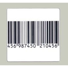 8.2mhz Security Labels (many sizes, shapes and colors available)