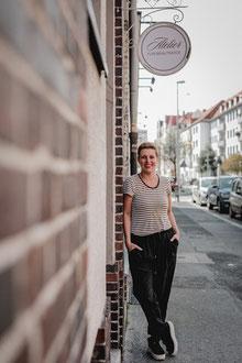 Atelier für Brautmode Hannover  - Brautmodedesignerin Rike Winterberg