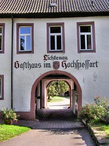 Hafenlohrtal, Lichtenau