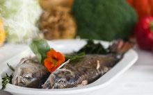 Fischbuffet an Karfreitag im MühlWerk