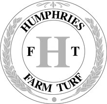 Humphries Farm Turf Logo