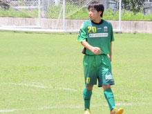 吉田 駿 選手