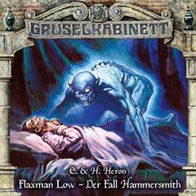 CD Cover Gruselkabinett Folge 167