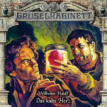 CD Cover Gruselkabinett - Folge 159 Das kalte Herz