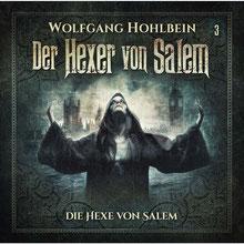 CD Cover Der Hexer von Salem Teil 3