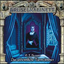 CD Cover Gruselkabinett Folge 178