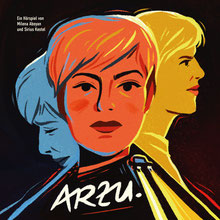 CD Cover Arzu