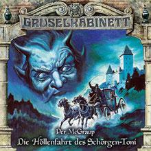 CD Cover Gruselkabinett - Höllenfahrt des Schörgen-Toni