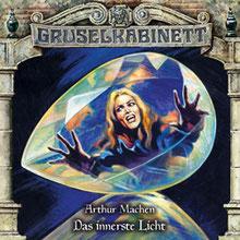 CD Cover Gruselkabinett Folge 158 Das innerste Licht