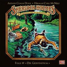 CD Cover Sherlock Holmes Folge 48