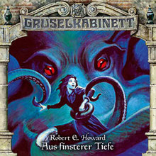 CD Cover Gruselkabinett Aus finsterer Tiefe