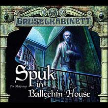 CD Cover Gruselkabinett Folge 172/173